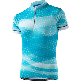 Löffler Prisma Bike Jersey Shortsleeve Women blue